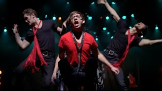 Download GLEE - Moves Like Jagger / Jumpin' Jack Flash (Full Performance) HD Mp3 and Videos