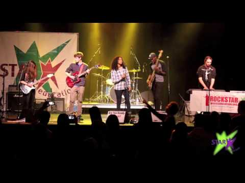 All Star Band - Star Prep Academy - Winter RockFest 2017