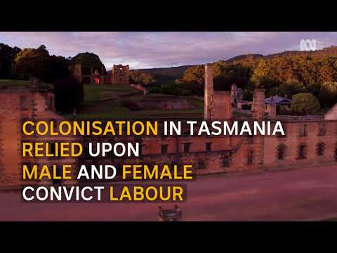 Take a peek at our resource on the colonisation of Tasmania