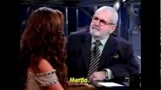 Anahí no Programa do Jô Soares (02/11/2009) [Completo]