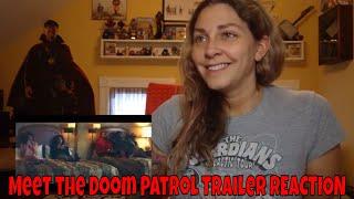 DC Universe | Meet The Doom Patrol Trailer REACTION