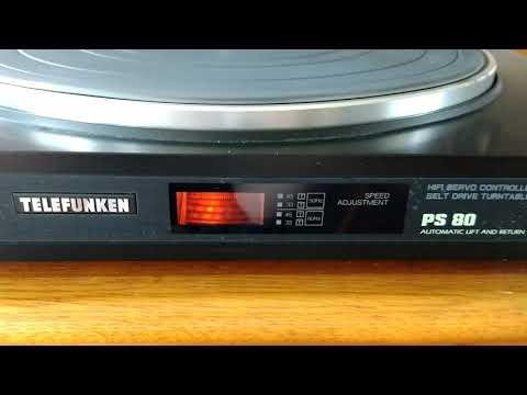 Telefunken PS 80