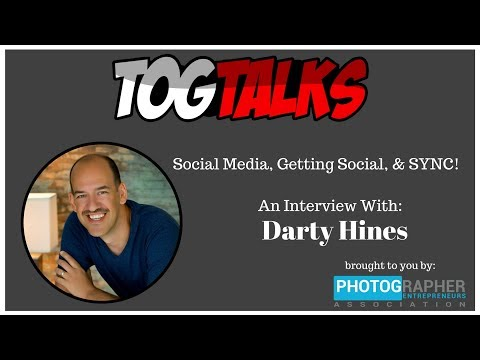 Social Media, Getting Social, & SYNC with Darty Hines