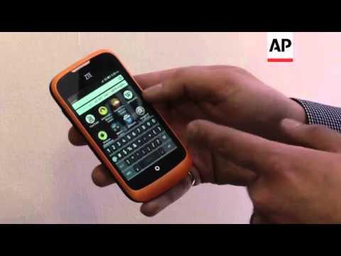 World's first smartphone to run on Mozilla's Firefox OS