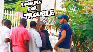 Looking For Trouble Prank - Zfancy