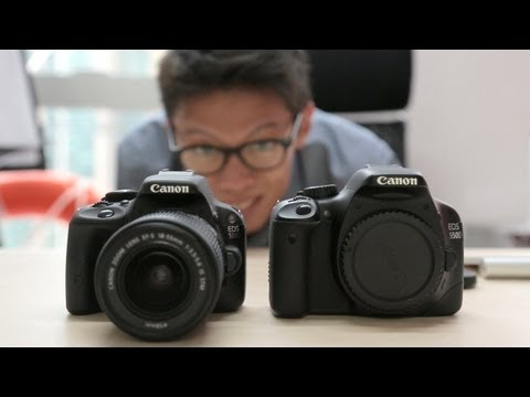 Canon EOS 100D / Rebel SL1 Hands-on Review