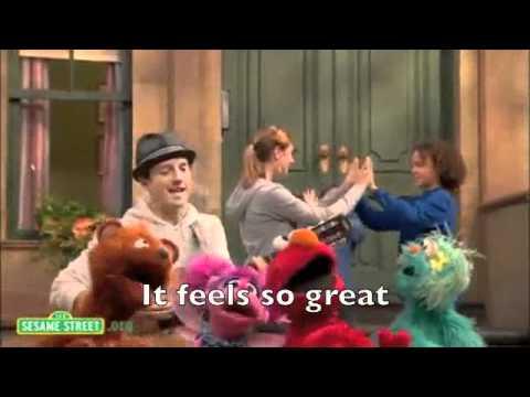 Sesame Street: Outdoors with Jason Mraz (Lyrics)