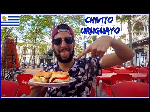 Je TESTE le PIRE BURGER en URUGUAY ? (Chivito Uruguyo) + Visite de MONTEVIDEO (Vlog Uruguay)