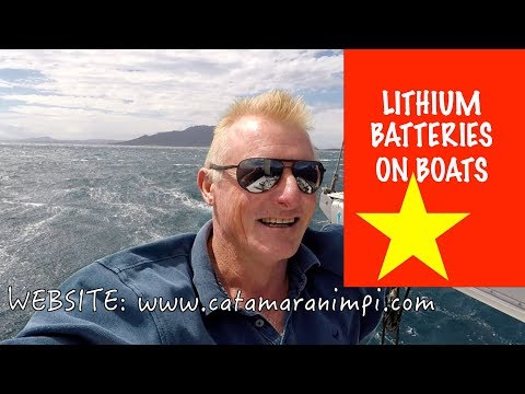 LITHIUM BATTERY INSTALL, CHARGING SYSTEM AND MORE. 1 YR IN A