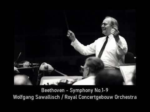 Beethoven - Symphony No.1-9 Wolfgang Sawallisch, RCO