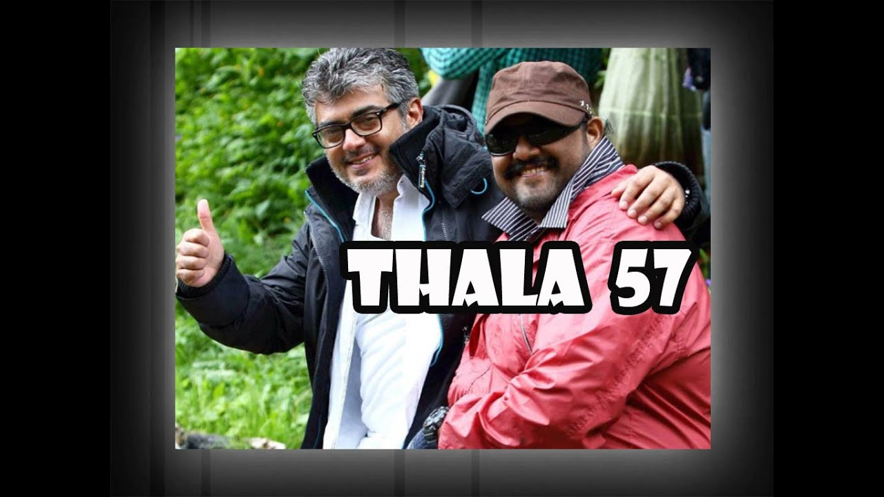 "Ajith's ""Thala 57 Movie"" will begin in April 