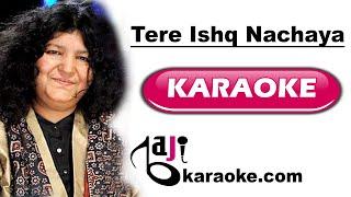 Tere ishq nachaya - Video Karaoke - Abida Parveen - by Baji Karaoke