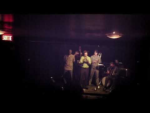 Zero Point with Ellwood Epps & Scott Thomson live in Montreal