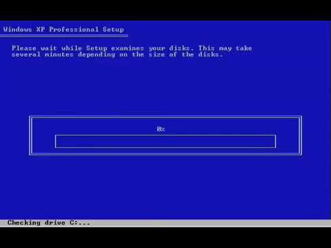 Windows Repair How To Repair Your Windows XP With Your Boot Disc