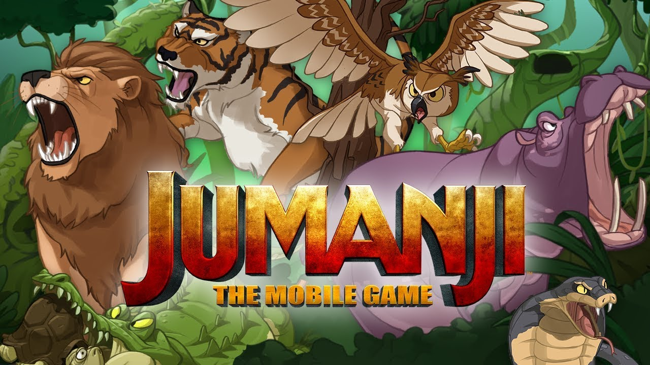 Jumanji The Mobile Game Pre Registration Youtube