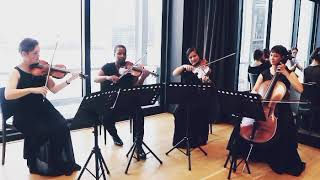 PLAY String Quartet | Pompeii (Bastille)