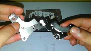 Cara Mendapatkan Magnet Neodymium Dari Hard Disk Komputer Bekas