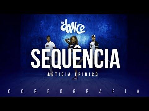 Sequência - Letícia Tridico | FitDance TV (Coreografia) Dance Video
