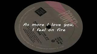 tapps   burning with fire lyrics