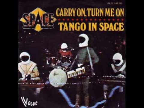 Space - Carry On , Turn Me On     1977