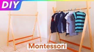 DIY - ARARA MONTESSORI | QUARTO DE CRIANÇA