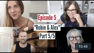 The WeLOVEActing Show S1, Episode 5 – Starring Johann Urb & Hermione Lynch