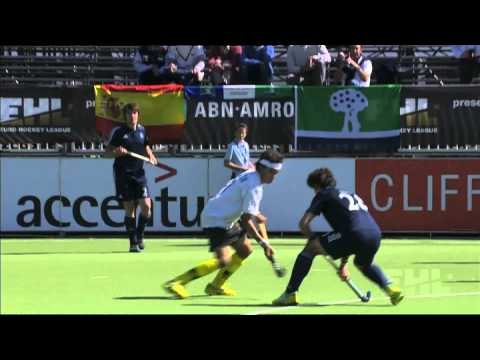 EHL KO 16 2014: Club de Campo Madrid - St. Germain HC