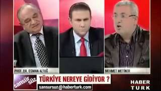 Prof.Dr.Osman Altuğ - Kayıtdışı Ekonomi - İşsizlik -3-