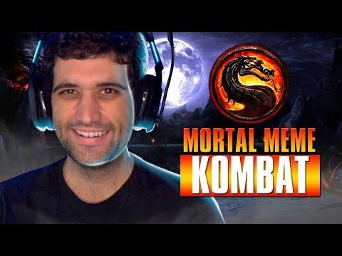 Mortal Kombat MEMES