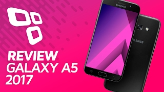 Samsung Galaxy A5 (2017) - Review - TecMundo