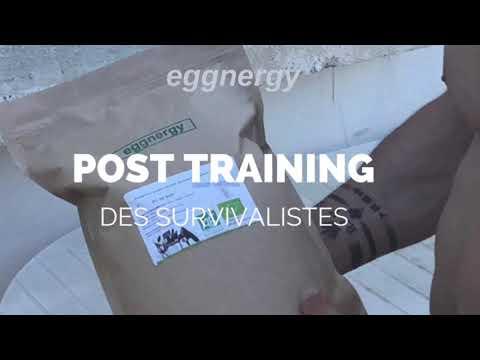 Post training des survivalistes