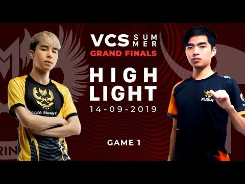 GAM vs FL HighLights [VCS Mùa Hè 2019][Grand Final][14.09.2019][Ván 1]