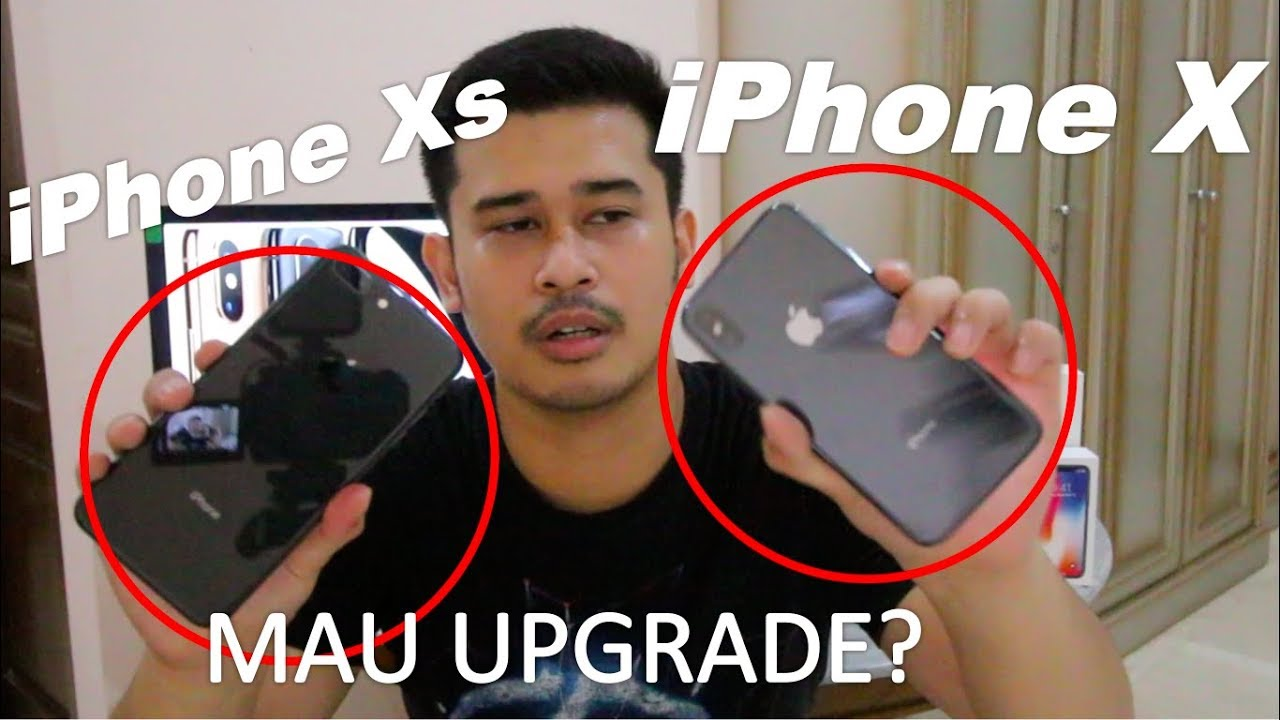 Iphone X Vs Iphone Xs Mengecewakan Indonesia Youtube