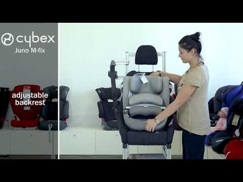 Cybex Juno M Fix Child Car Seat Full Review Youtube