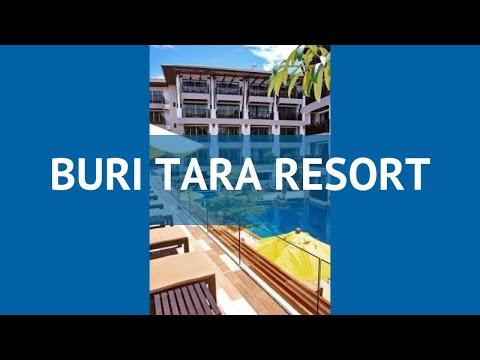 BURI TARA RESORT 3* Таиланд Краби обзор – отель БУРИ ТАРА РЕЗОРТ 3* Краби видео обзор