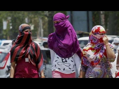 Heat wave scorches India ahead of schedule (India Prime)