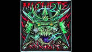 MACHETE MIXTAPE - Ghetto chic RMX - DJ Craim & Colle Der Fomento