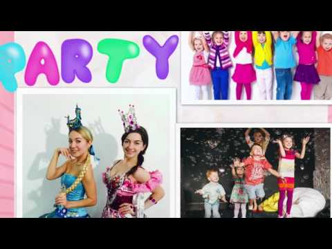 Kids party Luxembourg, animation