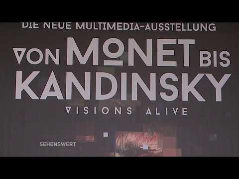 """""""Von Monet bis Kandinsky"""" - Sehenswert""""  (Teil 1)"""