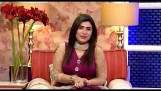 Pashto Singer Almas Khan Interview 2017