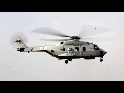 German Navy's future helicopter Airbus Sea Lion