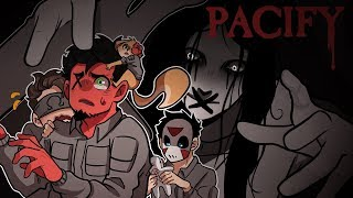 THE SCARIEST COOP GAME EVER! | Pacify (w/ H2O Delirious, Ohm, & Squirrel)