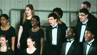 Emory University Concert Choir - Sensemaya, Chant for Killing a Snake