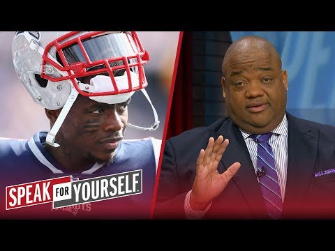 Whitlock: Pats shouldn't be criticized for taking a chance on Josh Gordon | NFL | SPEAK FOR YOURSELF