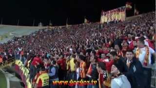 Karşıyaka - Göztepe Derbisi l Göztepe Tribünün Showları | GözGöz Tv HD