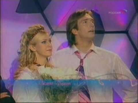 Чащина-Гончаров Танцы на льду 2006 (выпуск 8)