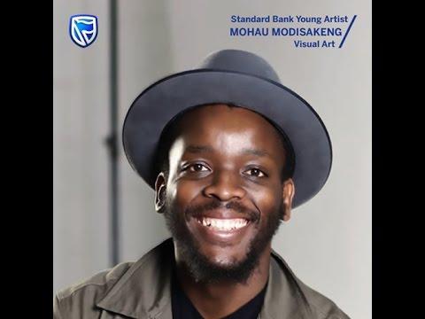 Standard Bank Young Artist Award Winners for Visual Art - MOHAU MODISAKENG