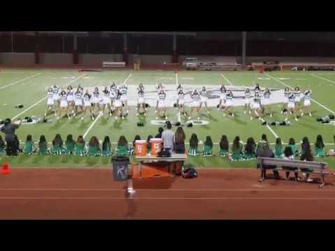 Eagle Rock Cheer vs Hollywood 9-9-2016