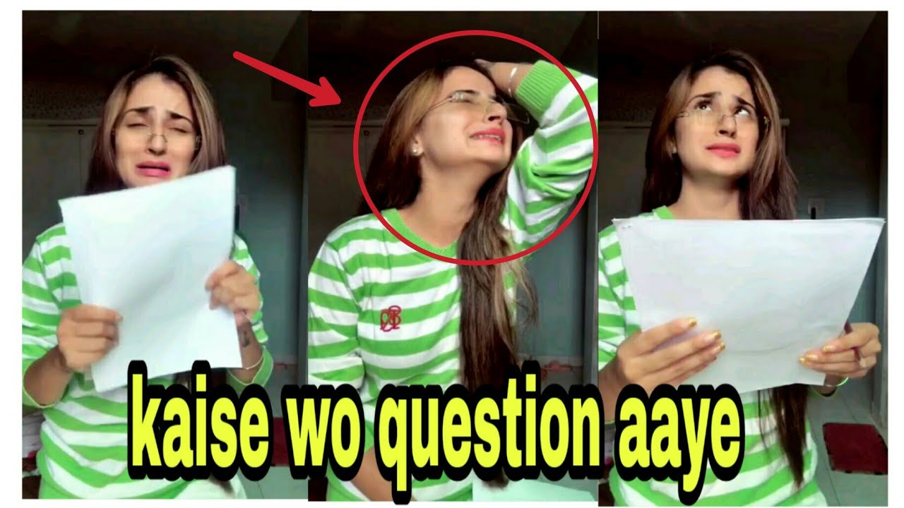 Download Kaise Wo Question Aaye Sare Upar Se jaye Chanllenge Musically | Exams funny song |  best video