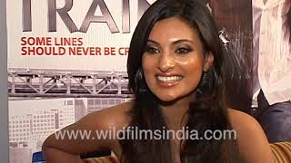 Sayali Bhagat on her debut film 'The Train', controversies and Emraan Hashmi's hair